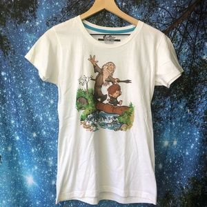 Threadless Lord of the Rings x Calvin and Hobbes
